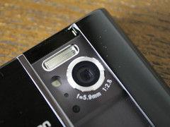 手机相机融合体索尼爱立信Satio仅1350