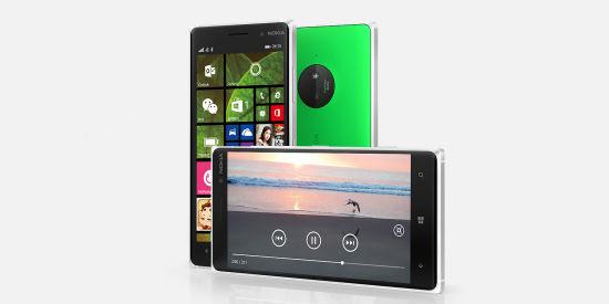 诺基亚Lumia 830