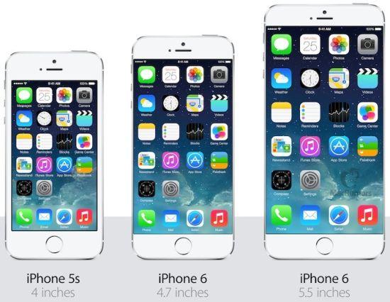 韩媒称iphone 6将采用无边框屏幕设计