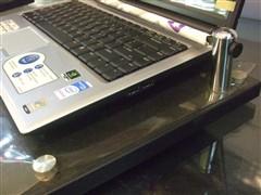 低主频处理器8600独显华硕F8上市7600