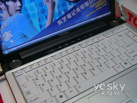 主流双核独显笔记本东芝M211惊爆6200