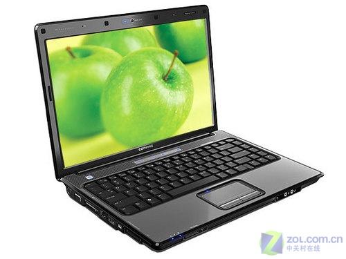 惠普V3906TX酷睿2双核独显本仅5600元