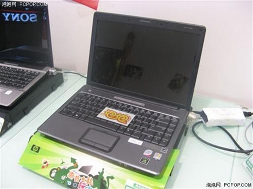 2G内存160G硬盘惠普V3907降至6299元