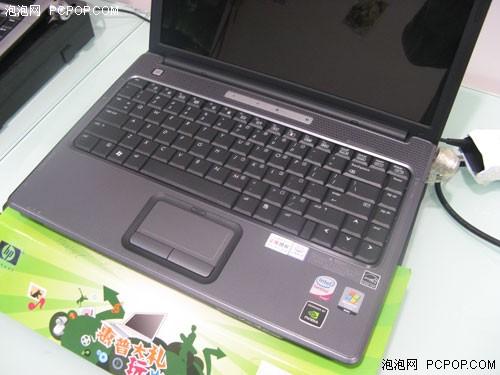 物美价廉惠普V3906双核独显本5700元