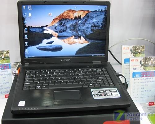 TCLK43奔腾双核本促销现报价3999元