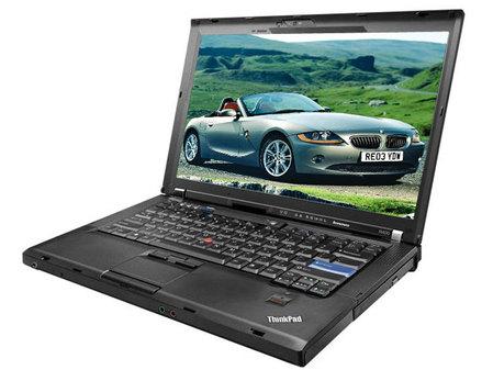 ThinkPad迅驰2平台独显R400本7299元