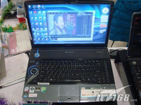 强悍性能9600MGT独显宏基16寸娱乐本8800元