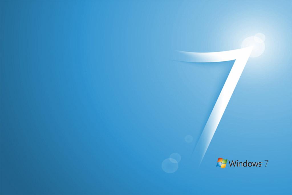 Windows 7经典壁纸图片