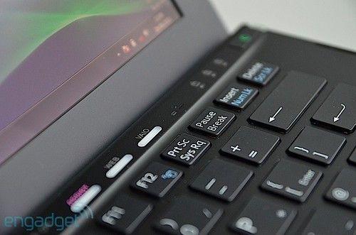 索尼VAIO Z系列新笔记本-索尼VAIO Z系列超轻薄新本实机赏 组图