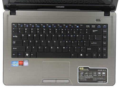 超值游戏选择神舟笔记本K470P大降价