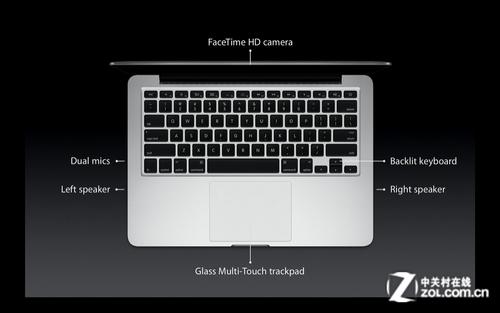 13 英寸Retina Macbook Pro发布会图赏