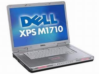 戴尔 XPS M1710