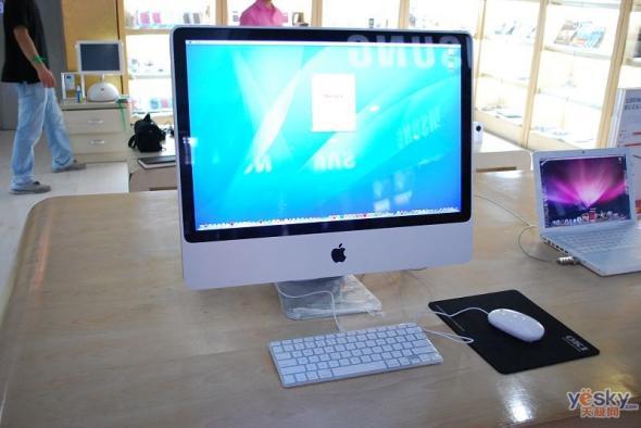 苹果 iMac系列 苹果