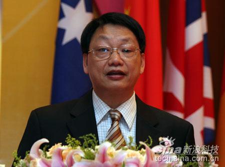 科技时代_图文:南方日报报业集团副总编辑丘克军致词