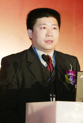 科技时代_图文:国资委研究中心卢奇骏部长发言