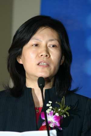 科技时代_图文:信息产业部电信管理局副局长韩夏演讲