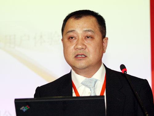 科技时代_图文:诺西通信公司大中国区服务销售总经理潘波