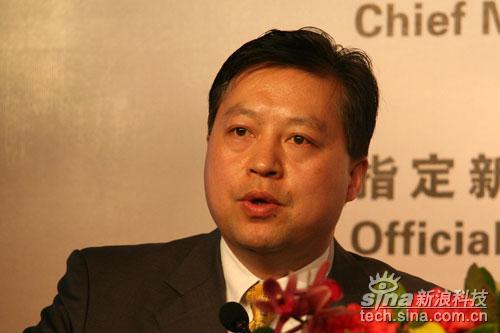 科技时代_图文:中国移动通信研究院院长黄晓庆