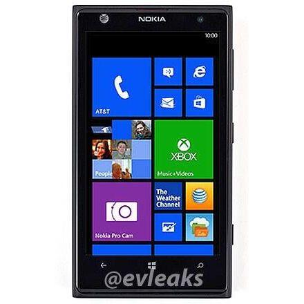 确认诺基亚Eos的官方名称将是Lumia 1020
