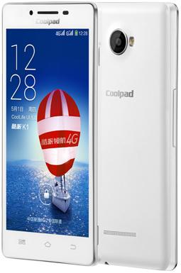 联通首款4G双待千元机酷派K1