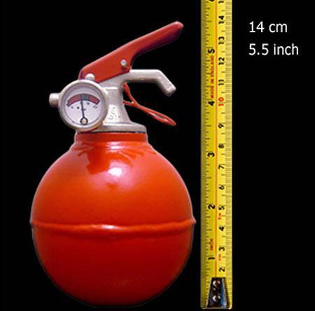 14厘米高世界最小灭火器揭秘
