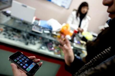 纽约时报:走私iPhone回流中国