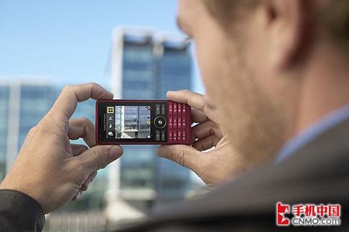 影像专家索尼爱立信G900/G700官方图赏