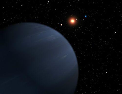 绚丽系外行星:可能存在第二个地球(组图)