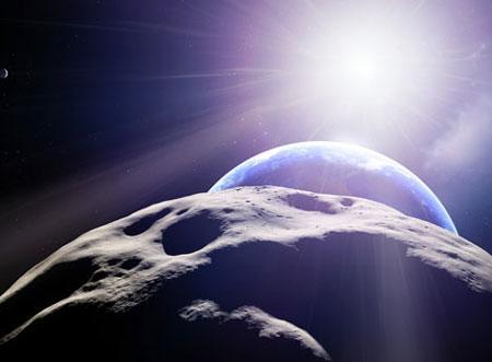 美将派人登陆直径40米可能撞地球小行星(图)