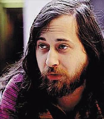 自由软件之父RichardStallman