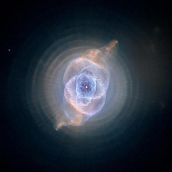 组图:哈勃太空望远镜十佳照片