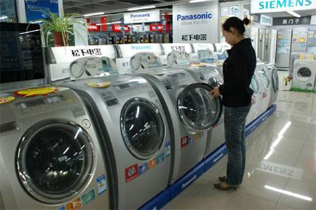 滚筒洗衣机销售:松下是如何创造的?
