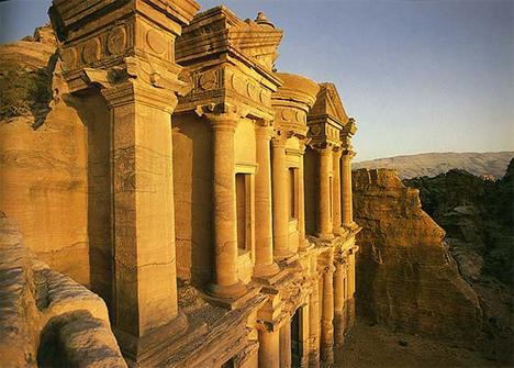 岩石雕刻成的15座美丽建筑 - hxsh - hexieyiren 的博客