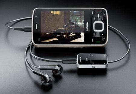 双向滑盖功能诺基亚N96旗舰手机评测