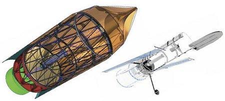 NASA打造大推力战神5号火箭将改变天文学(图)