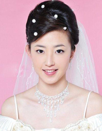 新娘发型_幸福的傻妞_新浪博客图片