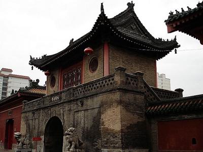 西安大兴善寺