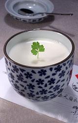 用豆浆做的酸奶:酸豆奶