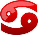 巨蟹座占星符号