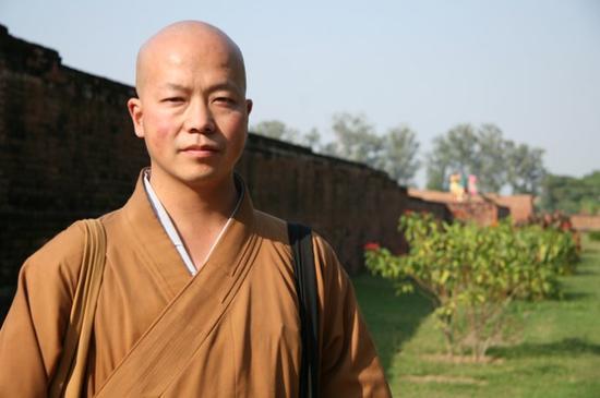 明贤法师倡中国佛教界全力争取肉身古佛回国