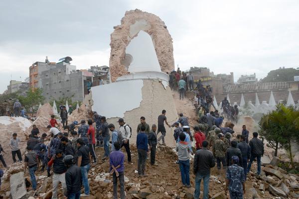 中佛协分别致电慰问尼泊尔中华寺和西藏分会