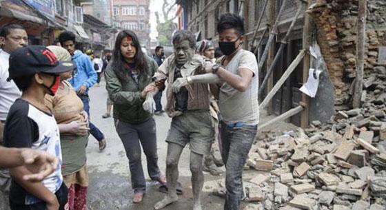 尼泊尔地震与大量杀生有关吗