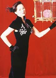 时尚:十二星座旗袍美女SHOW(组图)