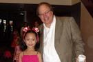 CICI与国际小公主盛会主席
