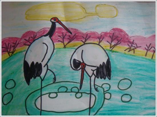 小学二年级美术教学工作总结_一年级美术教学工作计划图片