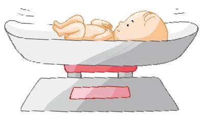 宝宝的身体检查