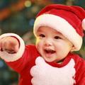 超可爱圣诞宝宝秀