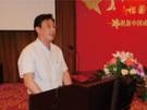 南通市委常委、通州区委书记宋文辉致辞
