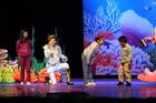 禹神王子和小朋友互动变魔法