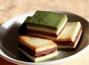 健康多色夹层饼干